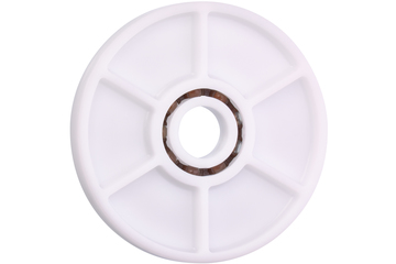 xiros® skate wheel, xirodur B180, glass balls, mm