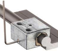 drylin® W linear guide with adjustable bearing clearance