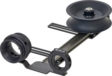 triflex® RSE System with guide rollers